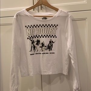 Tops - No Doubt long sleeve Tee